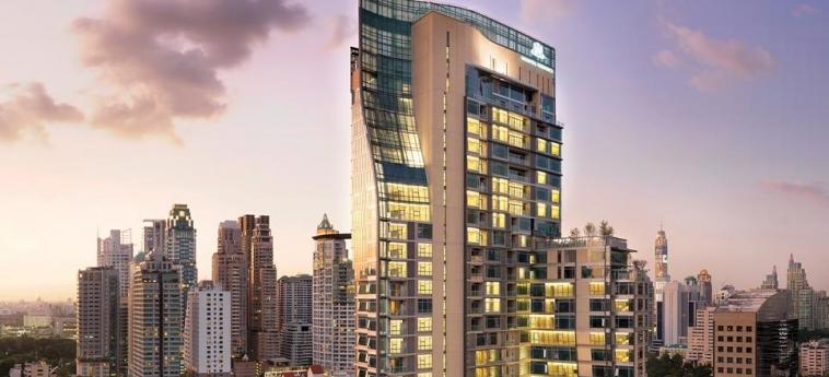 Hotel Oriental Residence Bangkok: Hotel Position BANGKOK