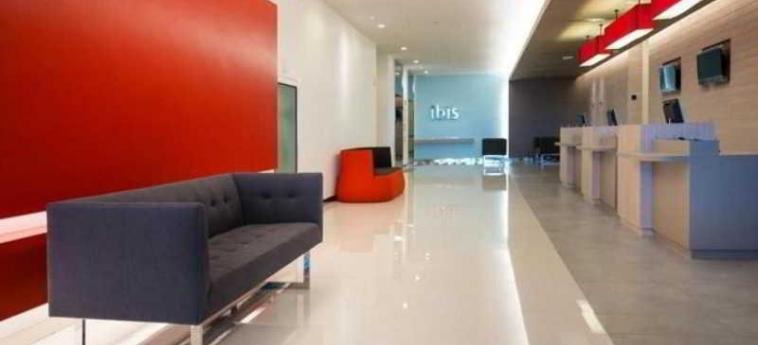 Hotel Ibis Bangkok Siam: Lobby BANGKOK