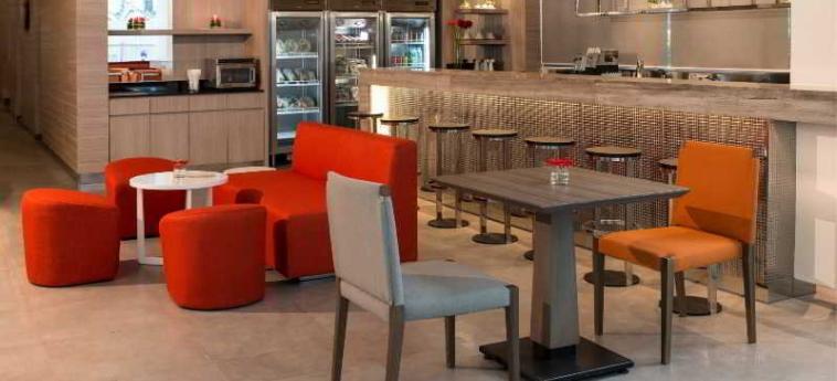 Hotel Ibis Bangkok Siam: Restaurante BANGKOK