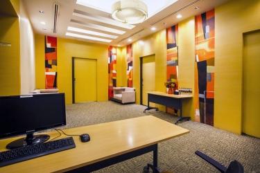Hotel Urbana Langsuan Bangkok: Business Centre BANGKOK