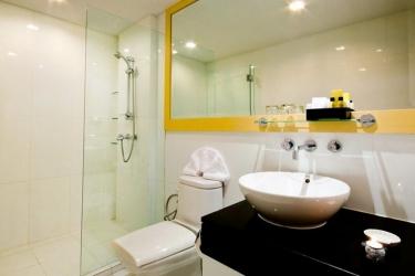 Hotel Urbana Langsuan Bangkok: Cuarto de Baño BANGKOK