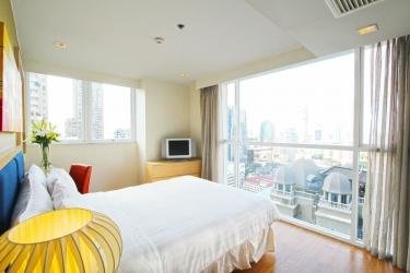 Hotel Urbana Langsuan Bangkok: Habitaciòn BANGKOK