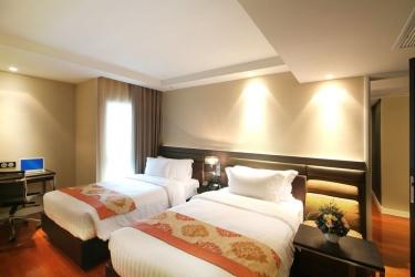 Amora Neoluxe Hotel: Habitaciòn BANGKOK