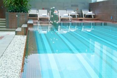 Amora Neoluxe Hotel: Aussen Pool BANGKOK