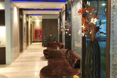 Amora Neoluxe Hotel: Hotel interior BANGKOK