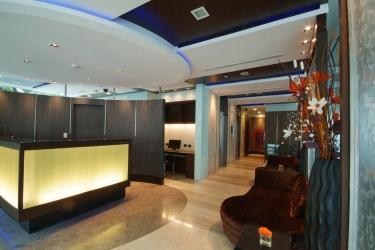 Amora Neoluxe Hotel: Lobby BANGKOK