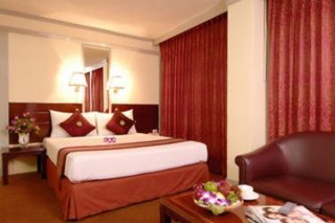 Hotel White Orchid: Bedroom BANGKOK