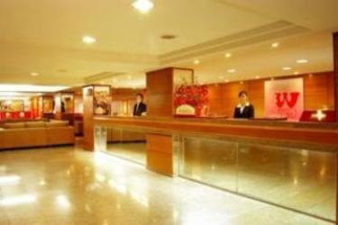 Hotel White Orchid: Lobby BANGKOK