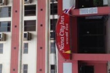 Hotel Nana City Inn: Apartamento Saraceno BANGKOK