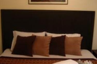 Hotel Nana City Inn: Escalinata BANGKOK