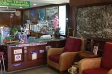 Hotel Nana City Inn: Gimnasio BANGKOK