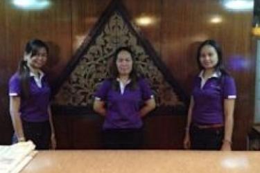Hotel Nana City Inn: Appartement BANGKOK