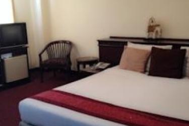 Hotel Nana City Inn: Piscine Découverte BANGKOK