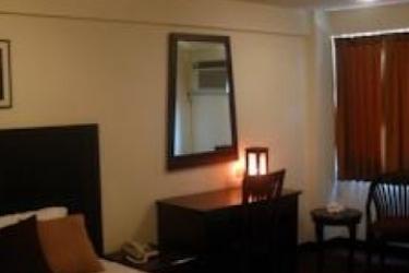Hotel Nana City Inn: Vue BANGKOK