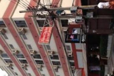Hotel Nana City Inn: Affresco BANGKOK