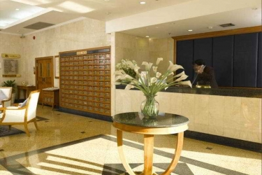 Cape House Serviced Apartement: Lobby BANGKOK