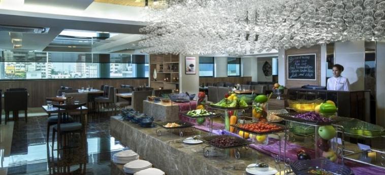 Hotel Grand Swiss Sukhumvit 11 By Compass Hospitality: Buffet BANGKOK