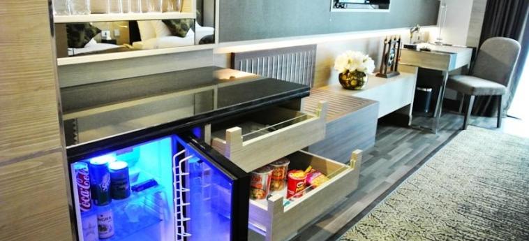 Hotel Grand Swiss Sukhumvit 11 By Compass Hospitality: Dettagli Strutturali BANGKOK