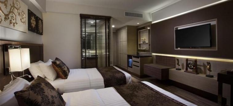 Hotel Grand Swiss Sukhumvit 11 By Compass Hospitality: Habitaciòn Gemela BANGKOK