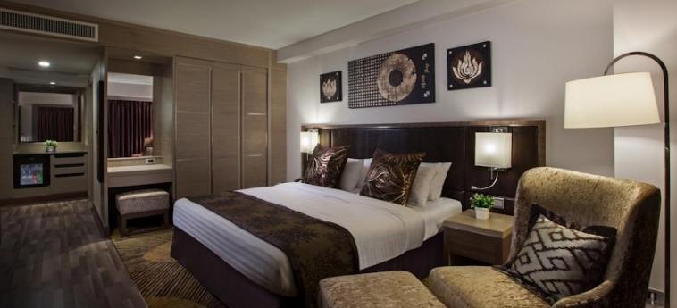Hotel Grand Swiss Sukhumvit 11 By Compass Hospitality: Habitación BANGKOK