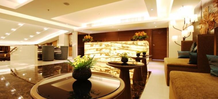 Hotel Grand Swiss Sukhumvit 11 By Compass Hospitality: Reception BANGKOK
