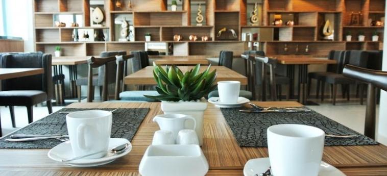 Hotel Grand Swiss Sukhumvit 11 By Compass Hospitality: Sala de Desayuno BANGKOK