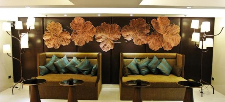Hotel Grand Swiss Sukhumvit 11 By Compass Hospitality: Salon BANGKOK