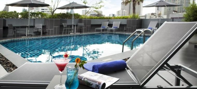 Hotel Grand Swiss Sukhumvit 11 By Compass Hospitality: Swimming Pool BANGKOK