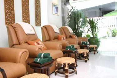 Hotel Wall Street Inn: Activité BANGKOK