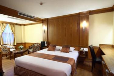 Hotel Wall Street Inn: Chambre BANGKOK