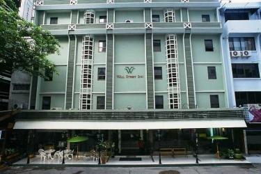 Hotel Wall Street Inn: Exterieur BANGKOK