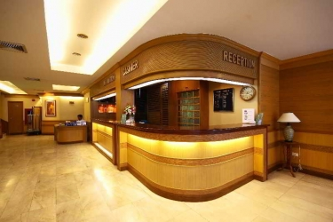 Hotel Wall Street Inn: Lobby BANGKOK