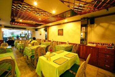 Hotel Wall Street Inn: Restaurant BANGKOK