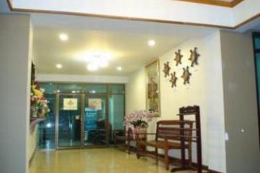 Hotel Silver Gold Garden, Suvarnabhumi Airport: Lobby BANGKOK