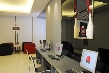 Hotel Ibis Bangkok Sukhumvit 4: Salle de Réunion BANGKOK