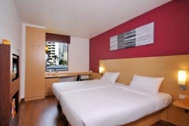Hotel Ibis Bangkok Sukhumvit 4: Schlafzimmer BANGKOK