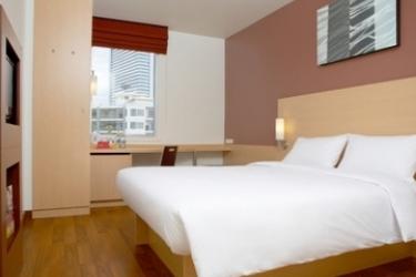 Hotel Ibis Bangkok Sukhumvit 4: Bedroom BANGKOK