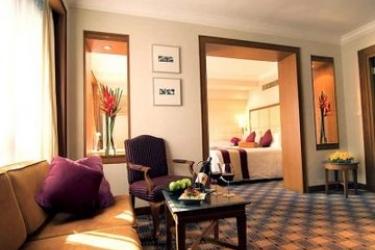 Boulevard Hotel Bangkok: Habitacion Suite BANGKOK