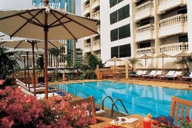 Boulevard Hotel Bangkok: Piscina Exterior BANGKOK