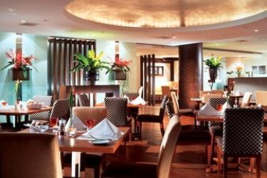 Boulevard Hotel Bangkok: Restaurante BANGKOK
