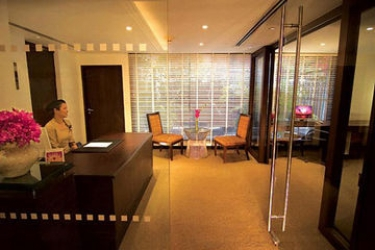 Boulevard Hotel Bangkok: Business Centre BANGKOK