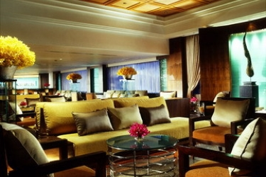 Boulevard Hotel Bangkok: Salon BANGKOK