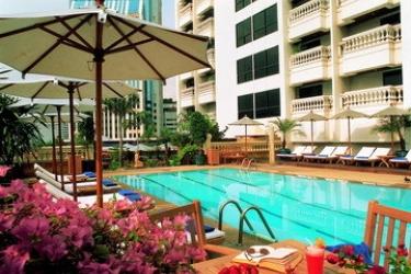 Boulevard Hotel Bangkok: Swimming Pool BANGKOK