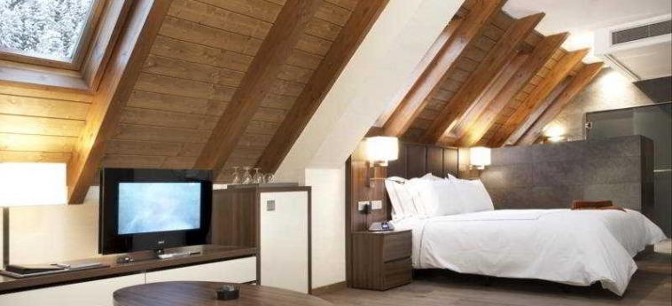 Hotel Ac Baqueira Ski Resort, Autograph Collection: Room - Double BAQUEIRA