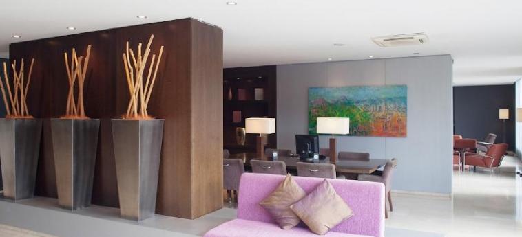 Hotel Ciutat Martorell: Lobby BARCELLONA