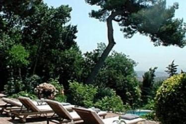Hotel Relais D'orsa: Giardino BARCELLONA