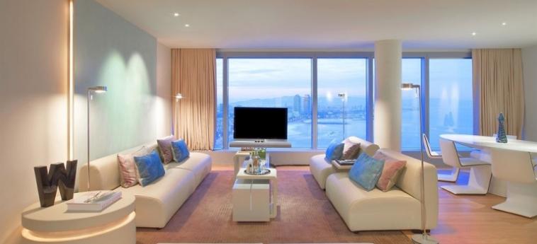 Hotel W Barcelona: Camera Business Suite BARCELLONA