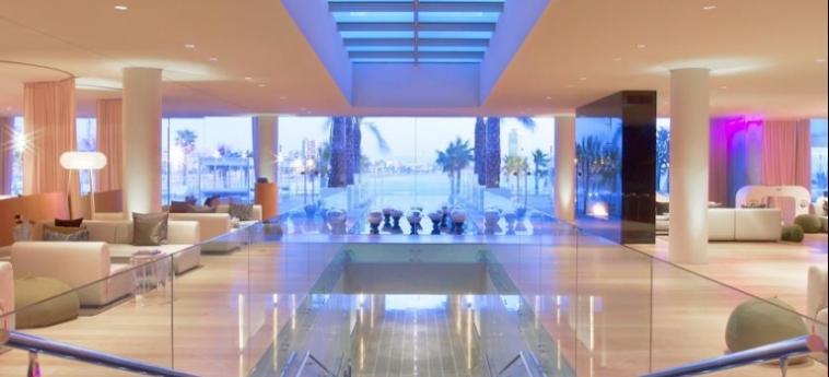 Hotel W Barcelona: Interno BARCELLONA
