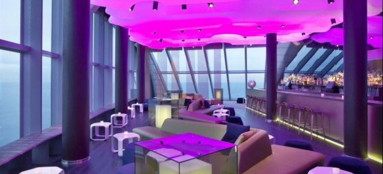 Hotel W Barcelona: Lounge BARCELLONA
