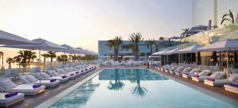 Hotel W Barcelona: Piscina Esterna BARCELLONA